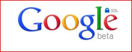 Logo Symbol von Google SSL Search